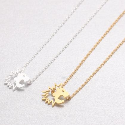 Roar Lion Necklace